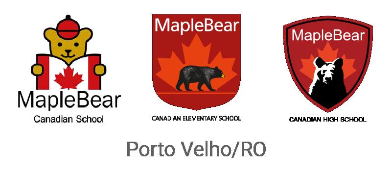 Logo - Maple Bear Porto Velho